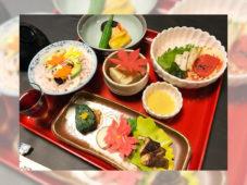 生駒の長弓寺 薬師院で、認知症対策の話と脳・血流を活性化する精進料理賞味会開催