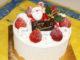 「アリゼ洋菓子店」のクリスマスケーキ