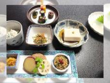 20年以上続く愛され企画! 今年も鮮やかな紅葉と妙なる味の薬草料理が心を捉えた 大願寺の食事会が大好評でした!