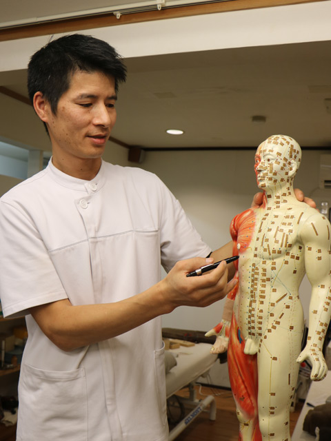 「治る力」を引き出す治療を 一(はじめ)鍼灸院 | 三重県名張市