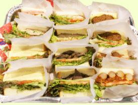 サンドイッチ店「SAND MANIA(サンドマニア)」|橿原市
