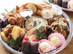 香芝市「洋食よだれ道」の「家族でオードブル」