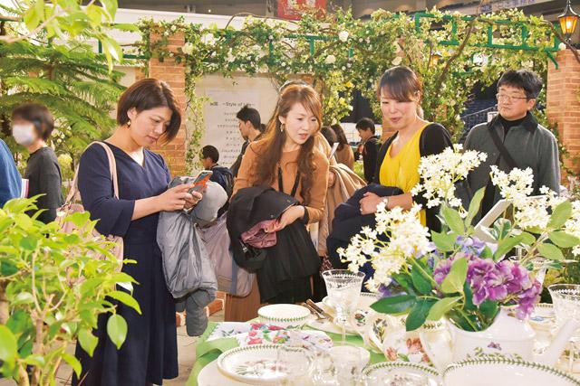 東京ドーム「テーブルウェア・フェスティバル2019~暮らしを彩る器展~入場券」10組20名様にプレゼント(2,100円相当)