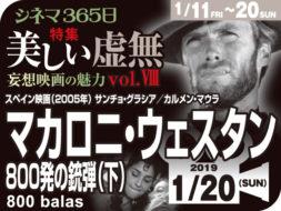 マカロニ・ウェスタン/800発の銃弾(下)(2005年 西部劇映画)