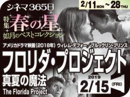 フロリダ・プロジェクト 真夏の魔法(2018年 社会派映画)