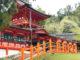 国内外の参詣者で賑わう奈良・春日大社で、古式の膳賞味と御本殿、社殿の参拝に82名の読者が参加