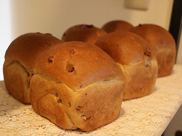 毎日食べたくなるパンがズラリ!パン処 響(ひびき)