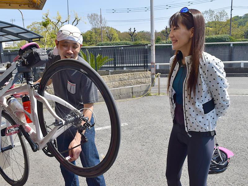 プライスレスのサービスで、地元自転車愛好家に愛される専門店|「サイクルショップ カワハラダ」 堺市