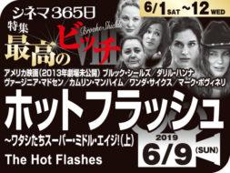 ホットフラッシュ〜ワタシたちスーパー・ミドル・エイジ(上)(2013年 劇場未公開)