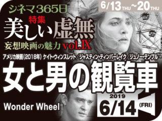 女と男の観覧車(2018年 恋愛映画)
