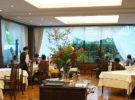 みずみずしい感性と多彩な味に心満たされた、登大路ホテル奈良の食事会に読者38名が参加