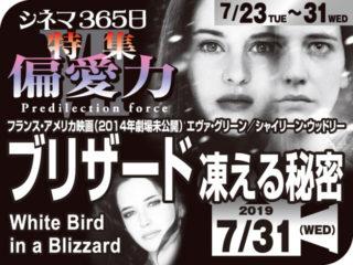 ブリザード 凍える秘密(2014年 劇場未公開)