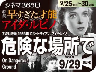 危険な場所で(1989年 サスペンス映画)