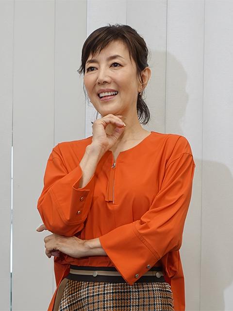 戸田恵子さんに直撃取材!三谷幸喜氏構成・演出「虹のかけら~もうひとりのジュディ~」