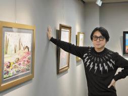 藤井フミヤさん インタビュー ~創造力×想像力が生み出す、新たなアートの世界~