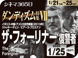 ザ・フォーリナー 復讐者(2019年 アクション映画)