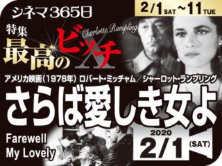 さらば愛しき女よ(1976年 ミステリー映画)
