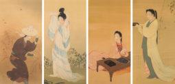 福田美術館「『美人のすべて』展鑑賞券」