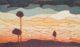 津田青楓『うづら衣』(山田芸艸堂)より 1903年 木版、紙 スコット・ジョンソン蔵 ©Rieko Takahashi