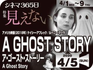 ア・ゴースト・ストーリー(2018年 ヒューマン映画)