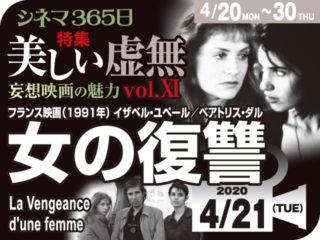 女の復讐(1991年 サスペンス映画)