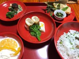 大和郡山・慈光院で20名の読者が春の恵みづくしの精進料理を堪能
