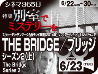 THE BRIDGE/ブリッジ2(上)(2014年 テレビ映画)