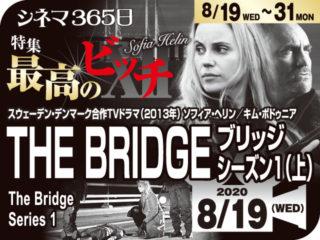 THE BRIDGE/ブリッジ1(上)(2013年 ミステリー映画・テレビ映画)