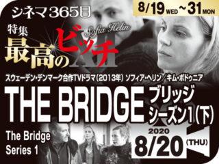 THE BRIDGE/ブリッジ1(下)(2013年 ミステリー映画・テレビ映画)