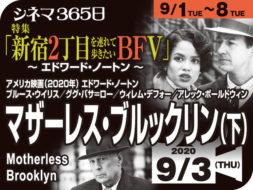 マザーレス・ブルックリン(下)(2020年 社会派映画)