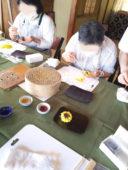 童心に戻った和菓子作りと特製御膳賞味 ならまち・中西与三郎の食事会