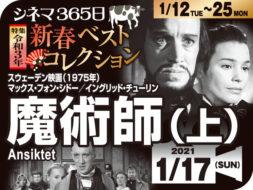 魔術師(上)(1975年 社会派映画)