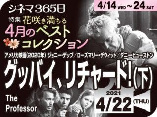 グッバイ、リチャード(下)(2020年 ヒューマン映画)