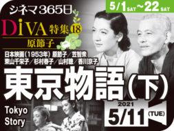 東京物語(下)(1953年 家族映画)