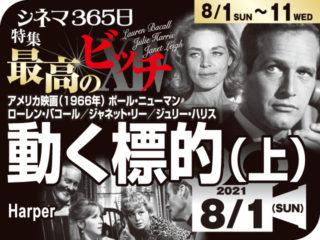 ローレン・バコール/ジュリー・ハリス/ジャネット・リー 1動く標的(上)(1966年 サスペンス映画)